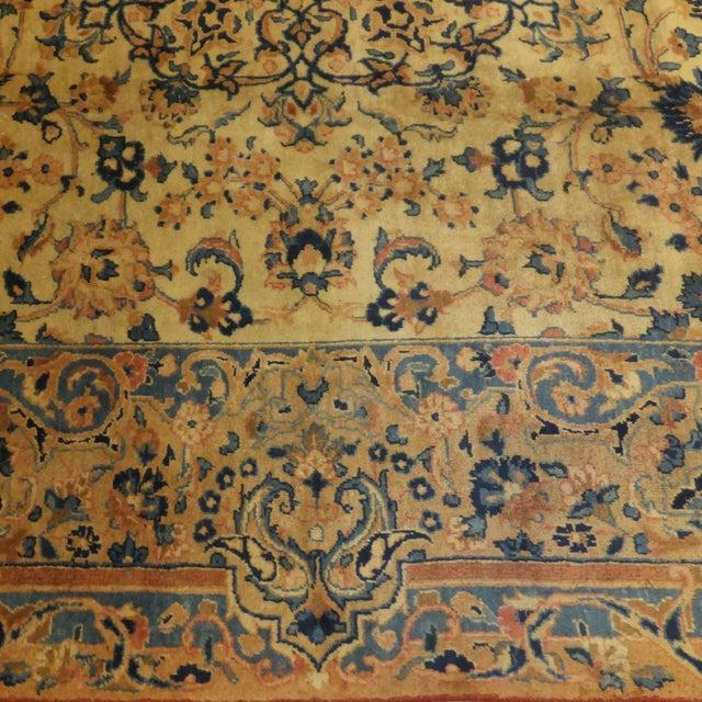 "Persian Mashad 10'10"" x 8' Rug - Image 4 of 5"