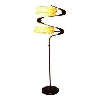 1950s Atomic Floor Lamp