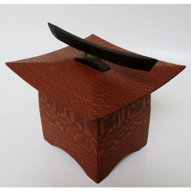 Japanese Maple Pagoda Box - Image 5 of 8