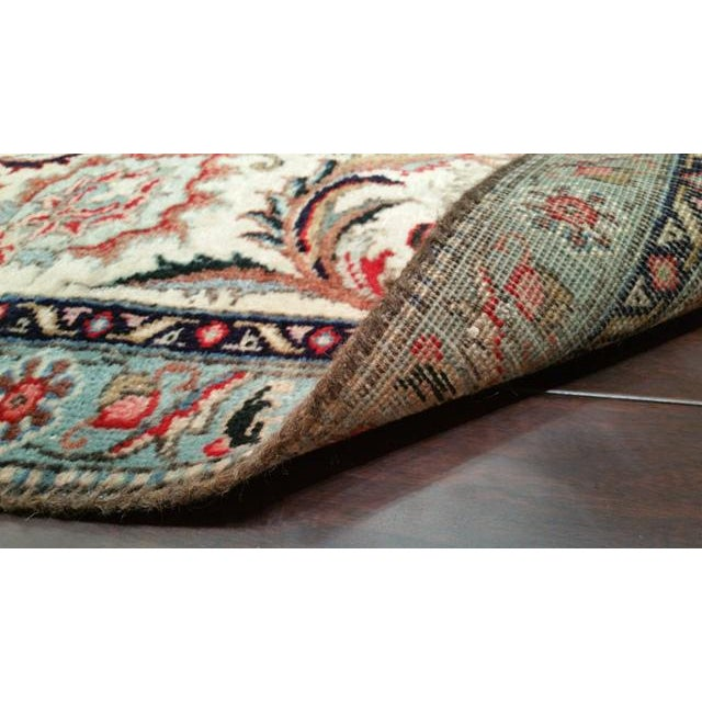 10′1″ X 13′2″ Persian Handmade Knotted Rug - Size Cat. 10x13 10x14 - Image 4 of 4