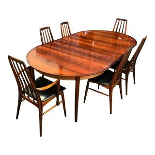 Rosewood Dining Set by Koefoeds Hornslet