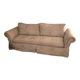 Contemporary Ethan Allen Savoy Sofa