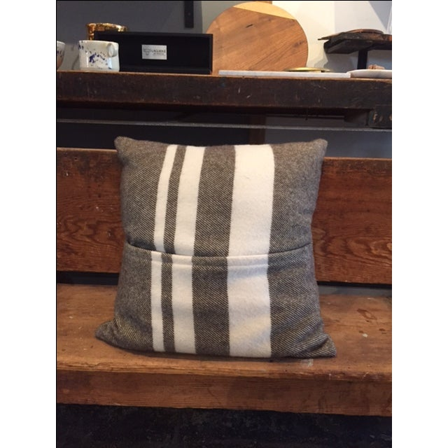 Image of Lodge Wool Pillow