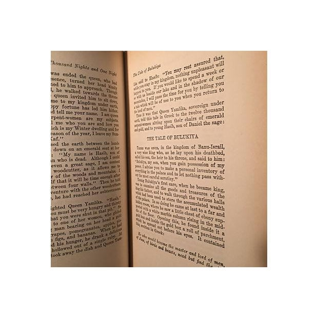 The Thousand and One Nights Book - Image 5 of 5