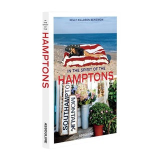 """In the Spirit of the Hamptons"" Hardcover Book With Jacket"