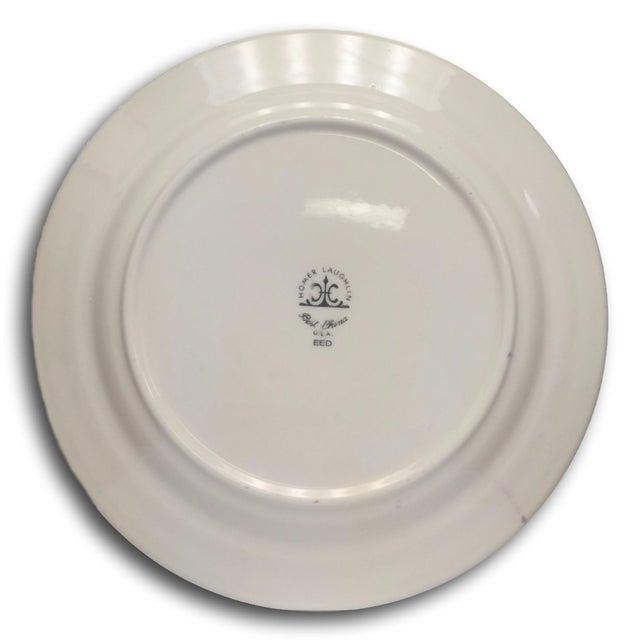 Vintage Americana Homer Laughlin Eagle Plate - Image 4 of 5