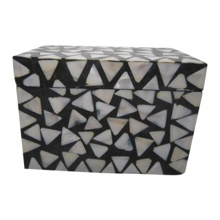 Mosaic Inlay Box