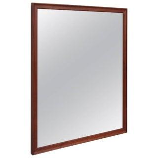 Kipp Stewart for Drexel Mid Century Modern Walnut Mirror