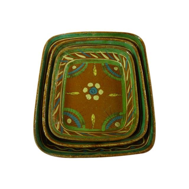 Tlaquepaque Mexican Bowls - Set of 3 - Image 1 of 7