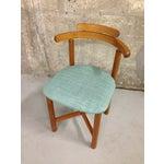 Image of Vintage Danish Mid Century Modern Dining Chair