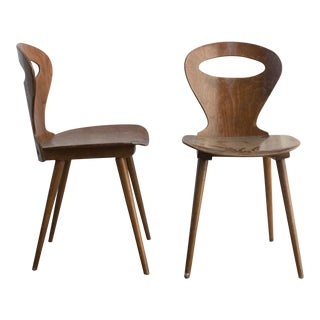 Baumann France Dining Chairs - A Pair