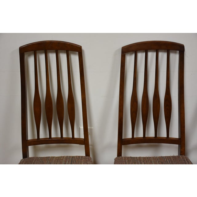 Mid-Century Keller Dining Chairs - Set Of 4