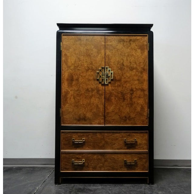 Century Furniture Co. Chin Hua Asian Style Armoire/Gentleman's Chest - Image 2 of 11