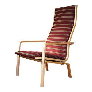 Arne Jacobsen Danish Lounge Chair for Fritz Hansen