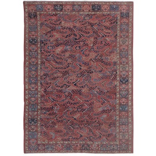 "Hand-Knotted Bashiri Rug by Aara Rugs - 7'2"" x 4'8"""