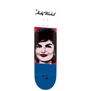 Andy Warhol Jackie Skate Deck