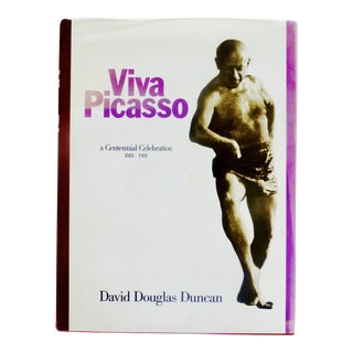 Viva Picasso, Life and Art, First Edition, 1980