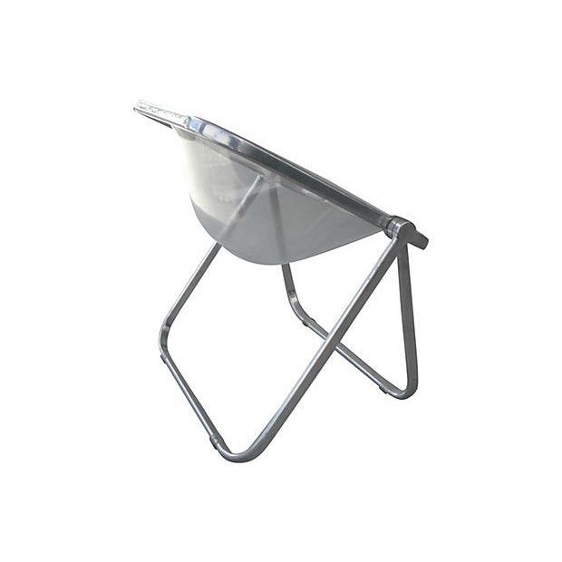 Image of Plona Chair by Giancarlo Piretti for Castelli