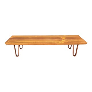 Dunbar 1950's Walnut Coffee Table