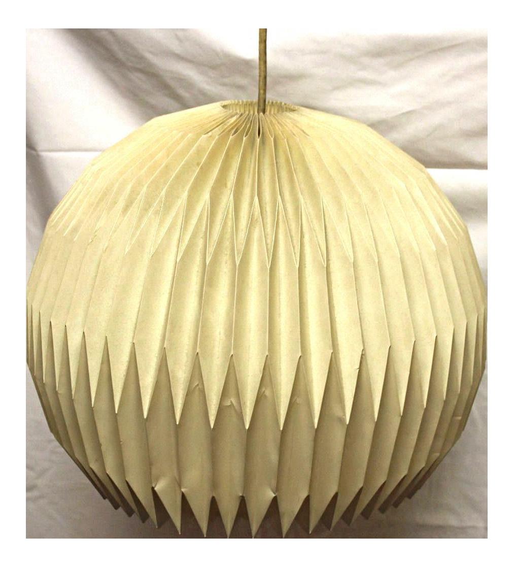 rare le klint denmark midcentury modern lamp shade fixture chandelier lighting