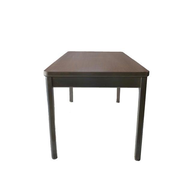 Vintage Steelcase Desk Image 3 Of