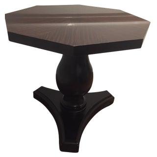 Ralph Lauren Pedestal Side Table