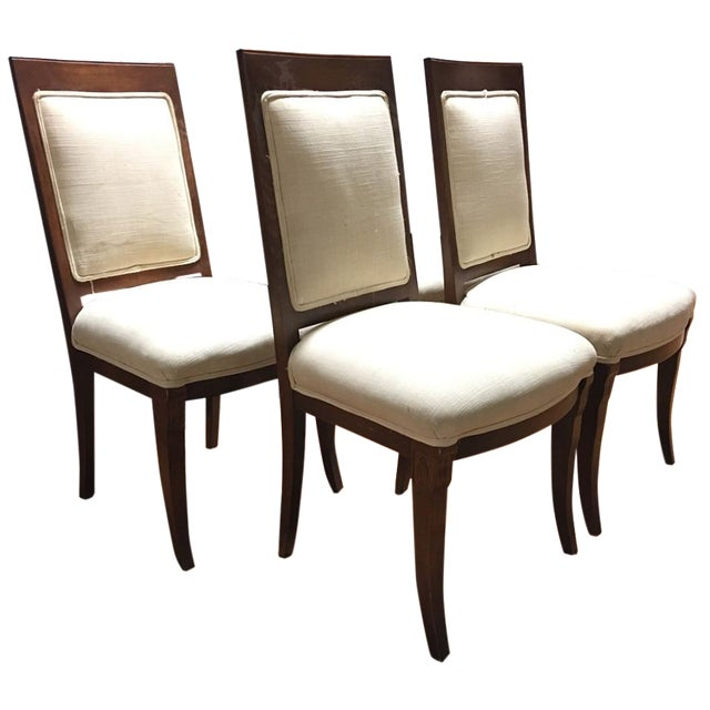 Meyer Gunther Martini Dining Chairs - Set of 4 - Image 1 of 8