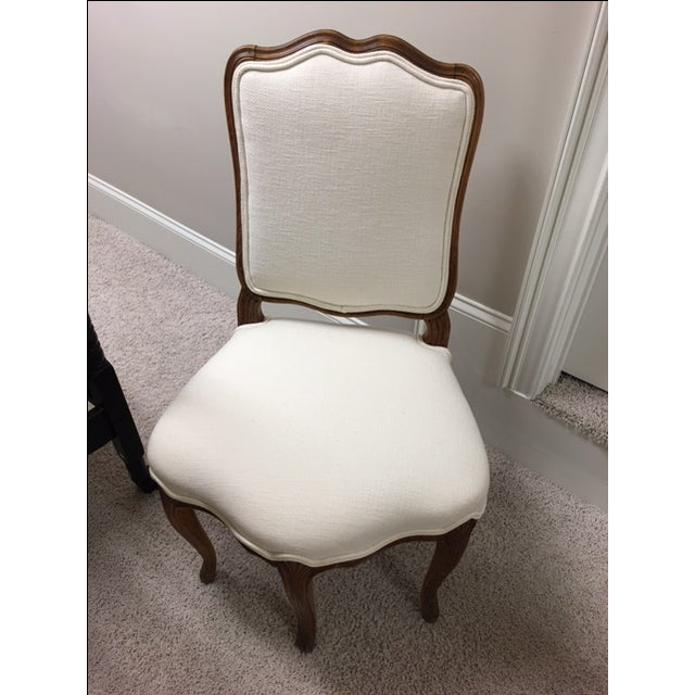 French Provincial 5-Legged Chair - Image 5 of 6