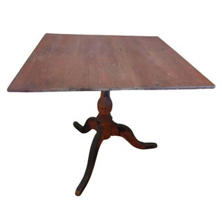 1700s Swedish Folding Table