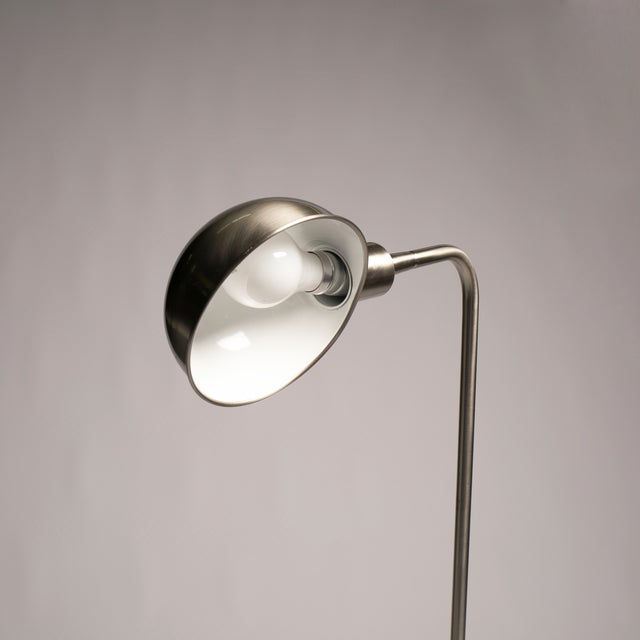Pharmacy Floor Lamps - A Pair - Image 4 of 5