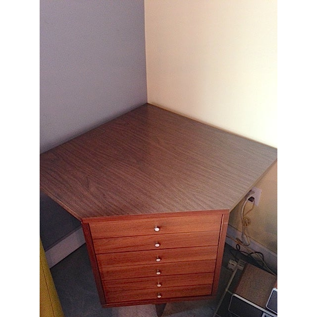 Mid-Century Robak Corner Table - Image 8 of 8