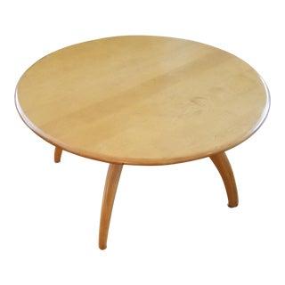 Mid-Century Heywood-Wakefield Swivel Coffee Table