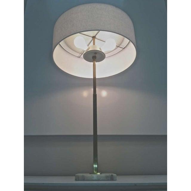 Vintage Mid Century Modern Stiffel Table Lamp - Image 3 of 3