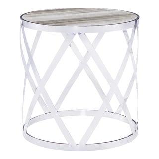 Blink Home Cream Side Table