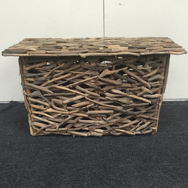 Wooden Branch Table - Image 2 of 5