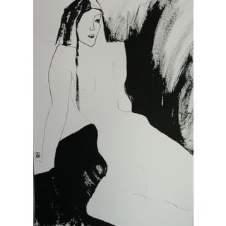 """""""You Won't Forget Me"""" Drawing by Adria Becker"""