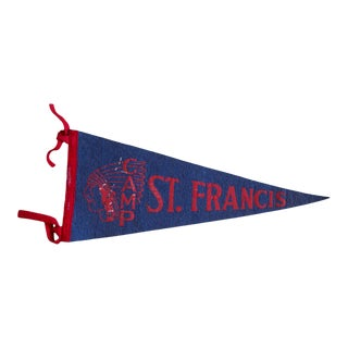 Camp St. Francis Felt Flag