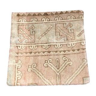 Vintage Anatolian Rug Pillow