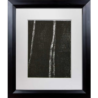 Henry Moore Original Crevasse Lithograph