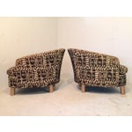 Image of Edward Wormley Style Chairs by Selig