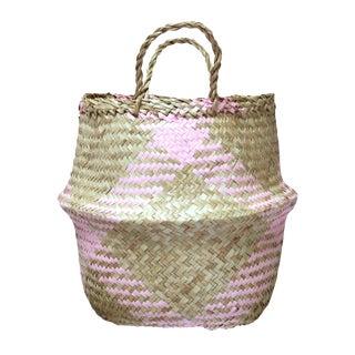 Brunna Baby Pink Basket