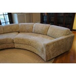 Image of Adrian Pearsall for Craft Assoc. Sectional Sofa