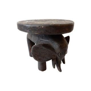 Elephant Milk Stool