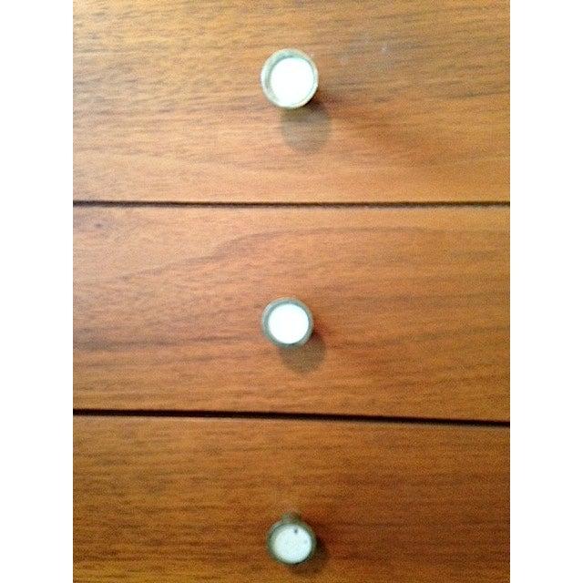 Mid-Century Robak Corner Table - Image 7 of 8