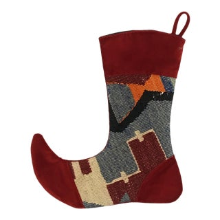 Kilim Christmas Stocking | Joseph