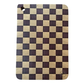 End Grain Cutting Board / Serving Board