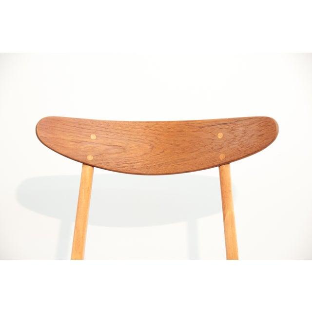 Danish Modern Bentwood Chair - Image 4 of 11