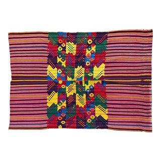 Vintage Guatemalan Huipil Textile