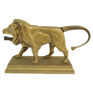 Lion Nutcracker