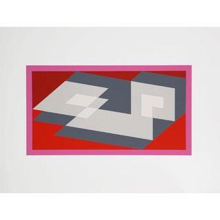 "Josef Albers ""Portfolio 1, Folder 14, Image 1"" Print"